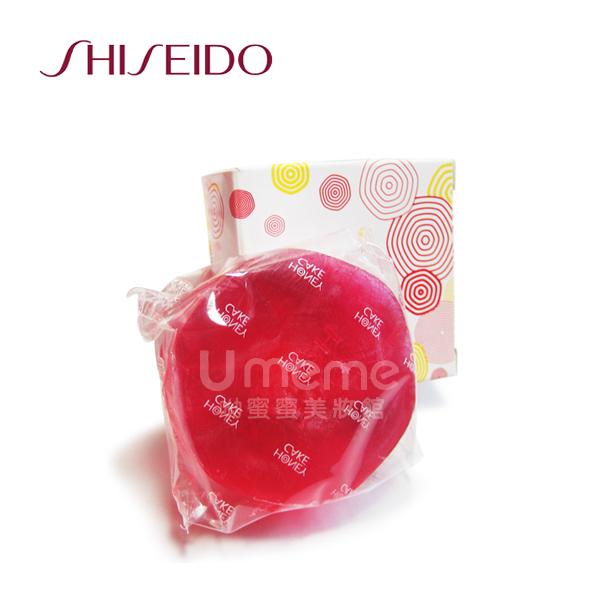 SHISEIDO資生堂 潤紅蜂蜜香皂100g (一個)