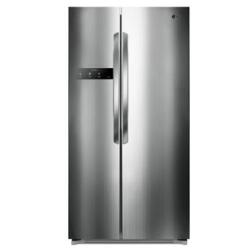 買再送好禮!LG 樂金 638L直驅變頻對開冰箱-精緻銀【GR-BL65S】【小蔡電器】
