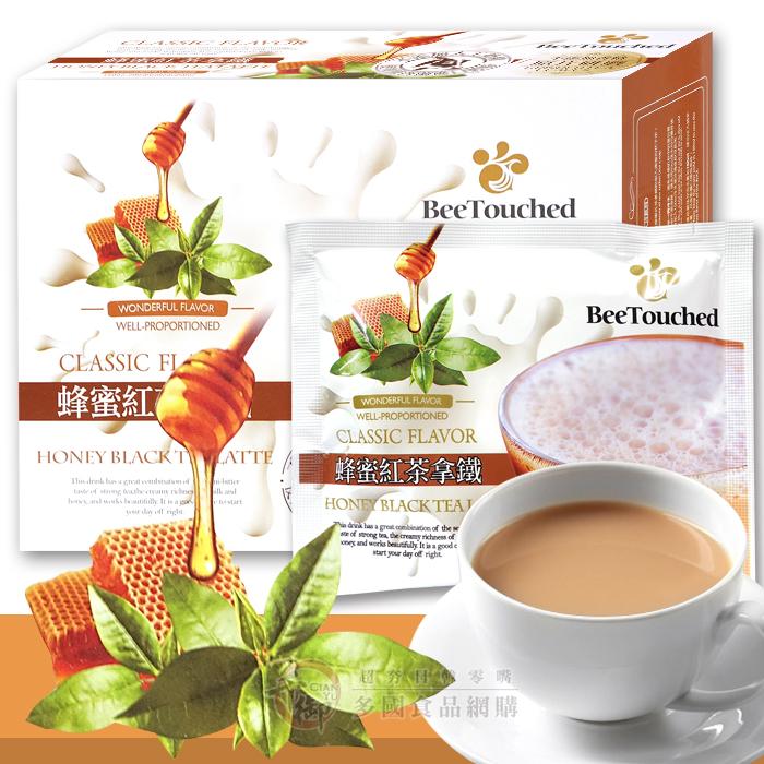 蜜蜂工坊蜂蜜紅茶拿鐵 隨手包24g 熱飲冷飲[TW4710587]千御國際