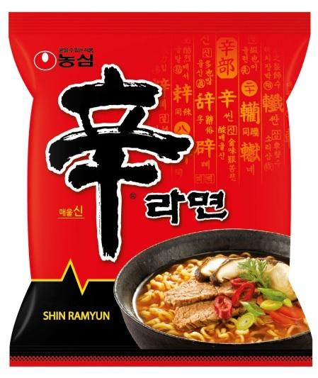 韓國泡麵 農心 辛拉麵 內銷版