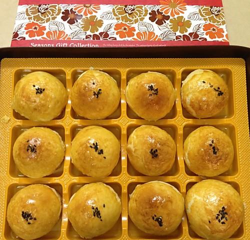 蛋黃酥 12入/ 盒 【花菓子工房】