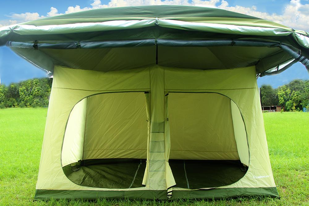 野樂大巨蛋客廳帳-內掛帳,內掛迅速簡易搭建 ARC-640-3 野樂 Camping Ace