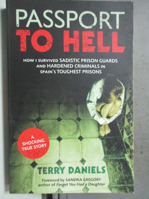 【書寶二手書T1/原文小說_HHK】Passport to Hell_Terry Daniels
