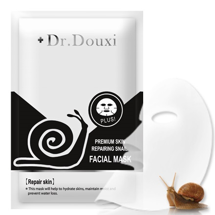 朵璽 Dr.Douxi 頂級全效修護蝸牛面膜 30ML 單片 ☆真愛香水★