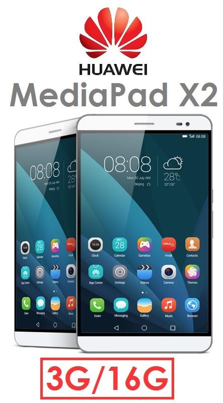 【原廠現貨】華為 HUAWEI MediaPad X2 八核心 7吋 3G/16G 4G LTE 通話平板●全球首創雙4G 雙卡雙待