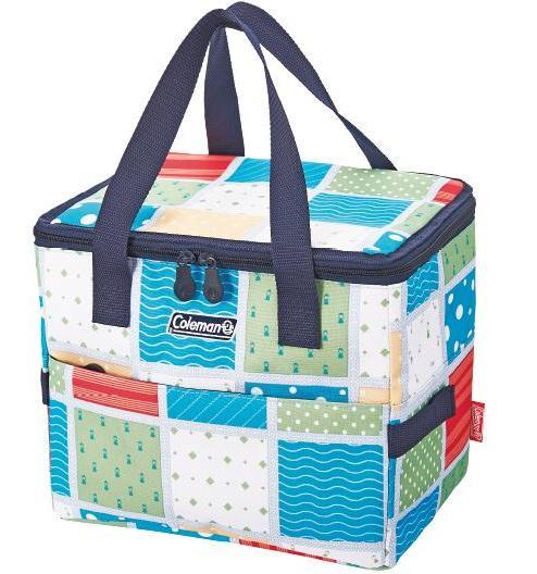 Coleman 10L 保冷袋/冰桶/野餐袋/野餐籃 CM-27227M000 10L薄荷藍保冷袋/台北山水