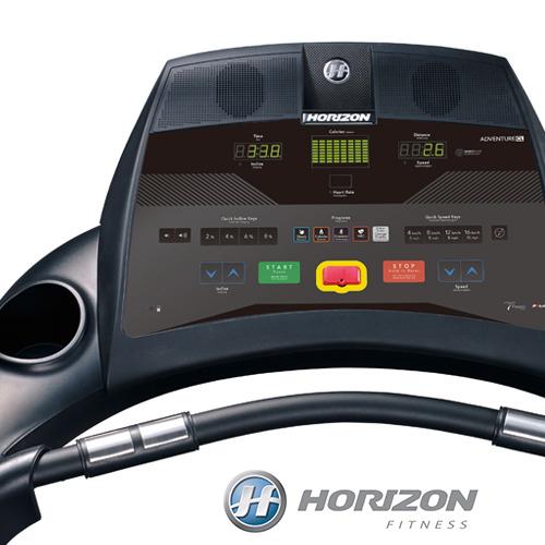 【熱銷一空】喬山JOHNSON|HORIZON Adventure CL 電動跑步機 ( 預購中 2/8到貨 依訂單順序出貨 )