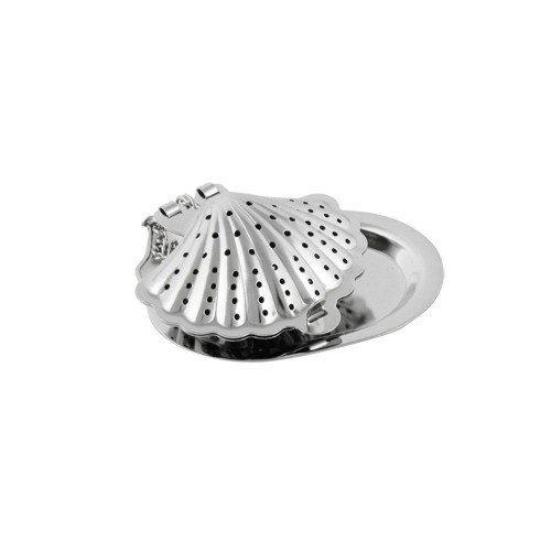 扇貝造型泡茶器