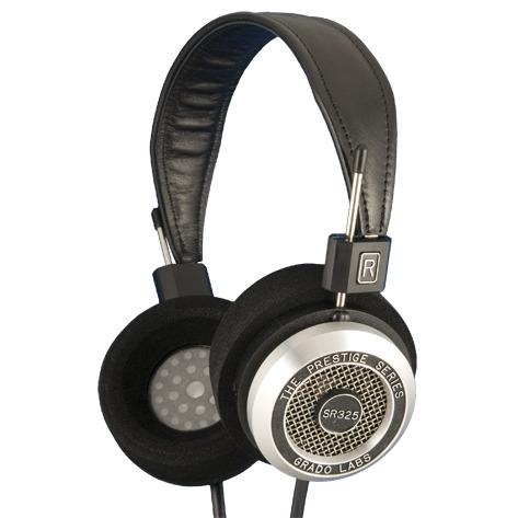 志達電子 SR325is Grado Prestige SR-325is 開放式耳罩耳機 公司貨 保固一年 門市開放試聽服務