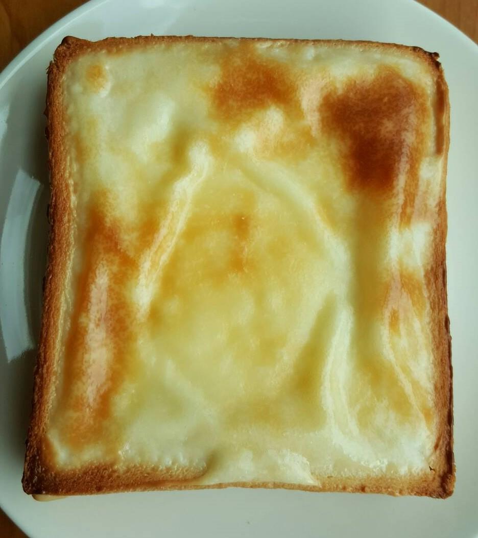 半熟乳酪原味 (1個/袋) | 上班族早餐首選【法蘿Farro】