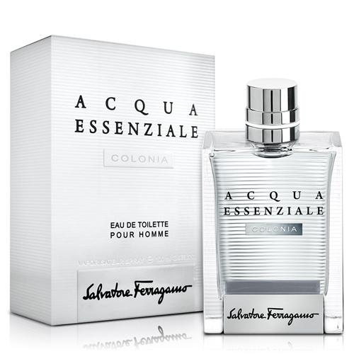 Salvatore Ferragamo 碧藍之水男性淡香水 1.5ml 針管香水