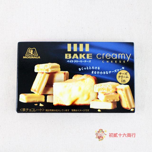 【0216零食會社】森永_BAKE烤起司起司磚38g