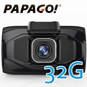 PAPAGO! GoSafe 30G GPS 測速預警 行車記錄器(贈32G)