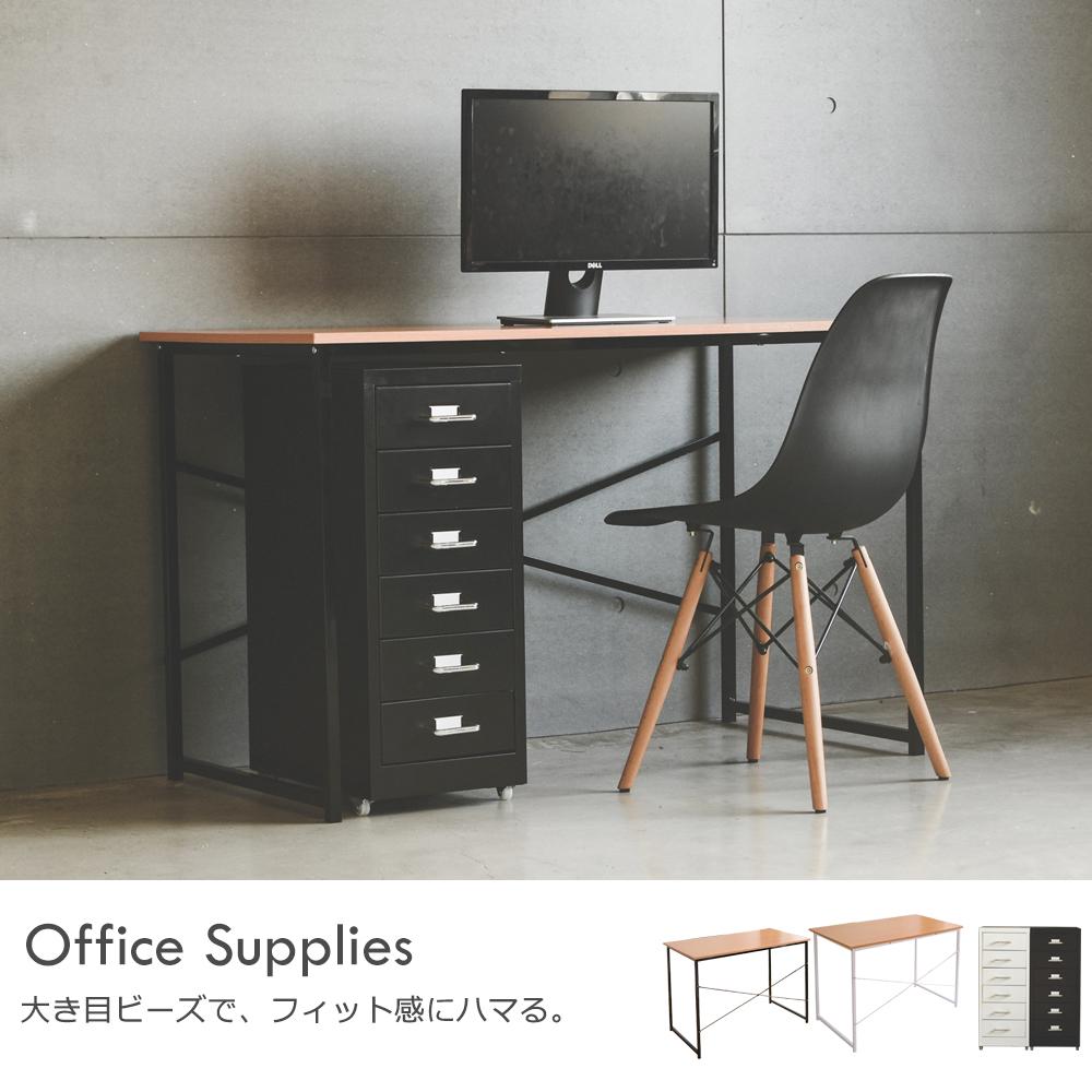 電腦桌 桌子 收納櫃【SS018】六抽櫃+工作桌(2色) MIT台灣製完美主義