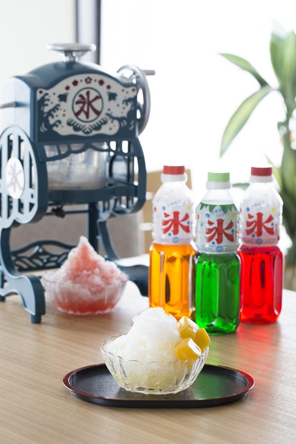 日本 Doshisha DCSP-1651  復古家用電動刨冰剉冰機 (預購)