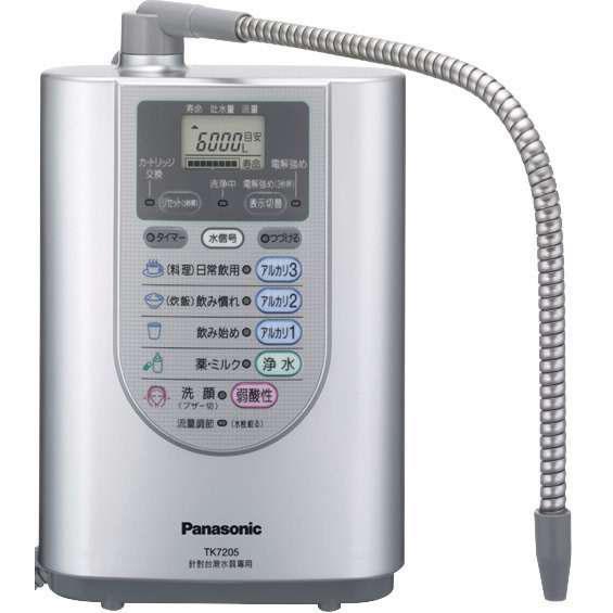 國際 Panasonic 鹼性離子整水器 TK-7205