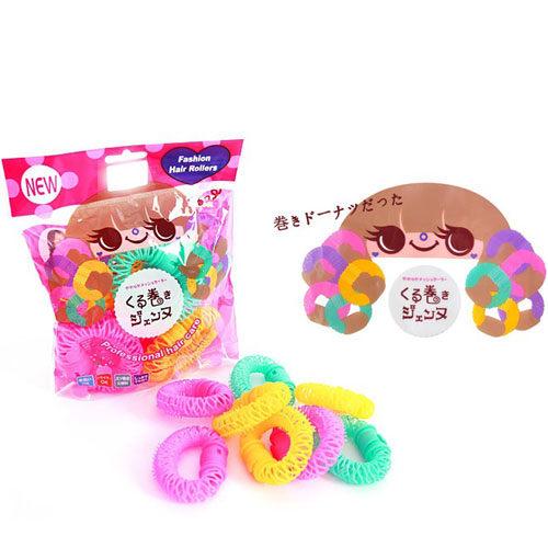 PS Mall 日本熱賣甜甜圈造型捲髮器【H019】