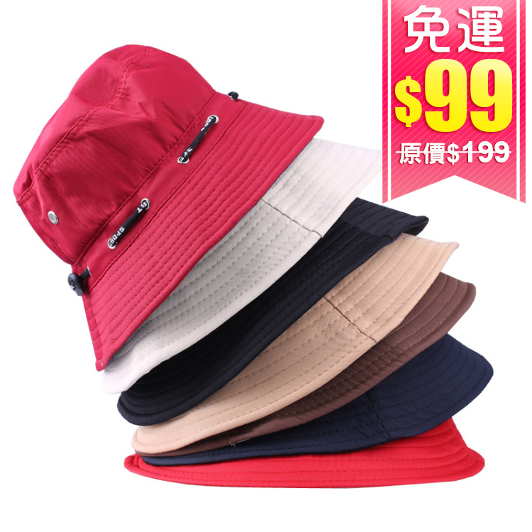 (99免運) 透氣漁夫帽