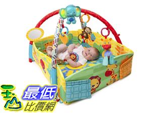 [COSCO代購 如果沒搶到鄭重道歉] Bright Starts 寶寶遊戲地墊 _W105376
