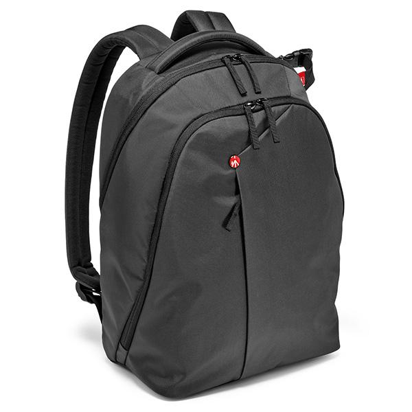 Manfrotto 正成公司貨 MB NX-BP-VGY - Backpack 開拓者 雙肩後背包-灰