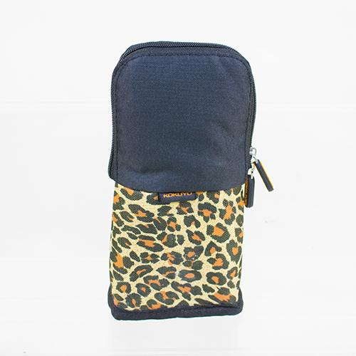 【KOKUYO】  critz多功能直立式筆袋(豹紋)PC005-L
