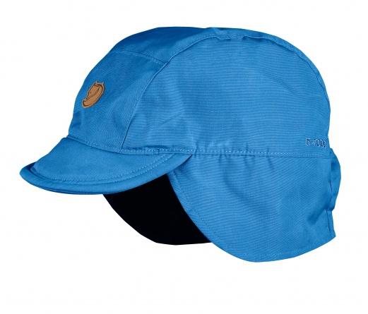 Fjallraven 瑞典北極狐 滑雪/旅遊/毛帽/復古/穿搭 Singi Field 防風遮耳保暖帽G1000 77295 525聯合藍