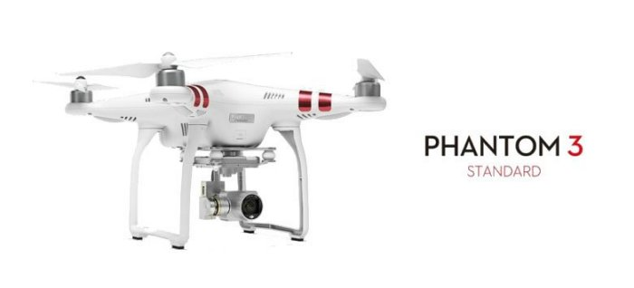 大疆 DJI Phantom 3 Standard 2.7K高畫質《標準版》空拍機/無人機/飛行器【馬尼行動通訊】