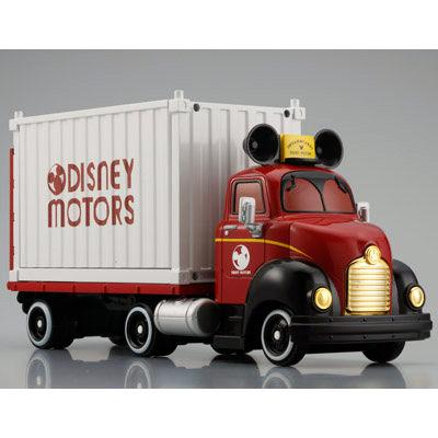 日本直送 Tomica 迪士尼 Dream Carry 米奇夢幻貨櫃車