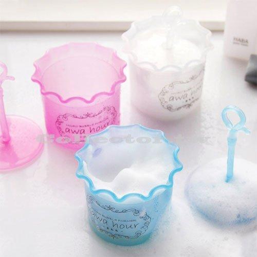 【E15090801】日式創意洗面乳起泡器 洗臉神器 打泡器 泡泡瓶
