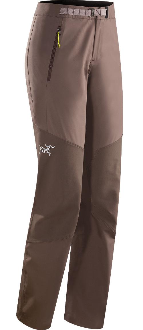 Arcteryx 始祖鳥 攀岩褲/休閒褲/登山褲/軟殼褲 快乾排汗 Gamma Rock 女款 18650 幻影褐