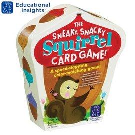益智桌遊-Baby Joy World-【美國Educational Insights】 兒童益智桌遊 -小松鼠遊戲卡