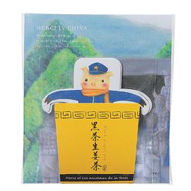 陶和紅茶 Towa「 小豬黑茶生薑茶」東方泡澡茶包「新品」