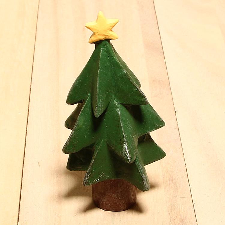 日本活力小擺飾-小聖誕樹「聖誕節限定」「Out」