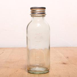 Zakka 透明刻度玻璃瓶 – 基本款「新品」