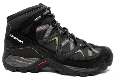 Salomon 法國 | 男 MEZARI GTX中筒登山鞋 | 秀山莊(L38139200)