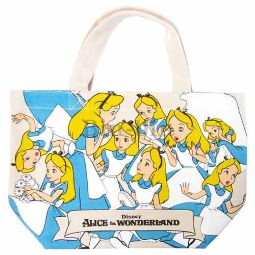 迪士尼 愛麗絲手提袋/747-615