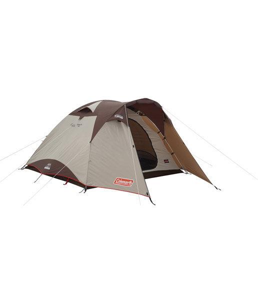 【露營趣】中和 美國 Coleman 氣候達人標準款圓頂帳/270 鋁合金4~6人帳篷 CM-24271