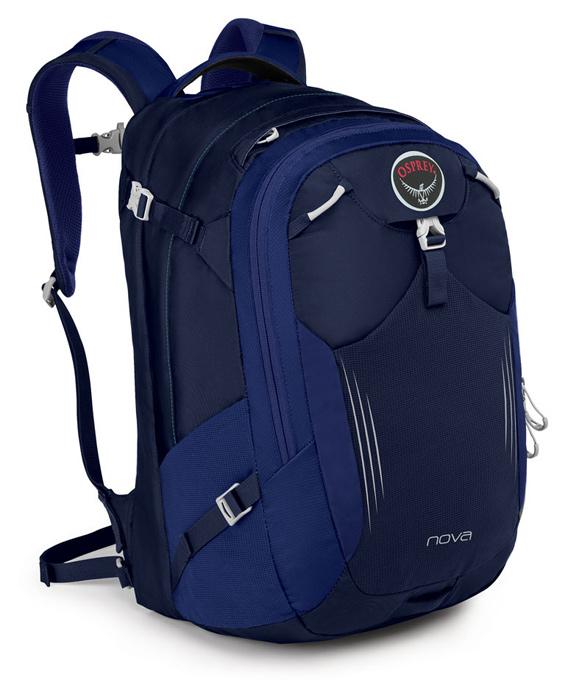 Osprey |美國|  NOVA 33 電腦背包《女款》/15吋筆電背包 城市背包 旅行背包 -穆迪藍/Nova33 【容量33L】