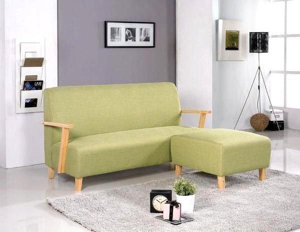 !!新生活家具!! 布沙發 亞麻布 綠色 L型沙發 北歐風 《雲淡風輕》 工廠直營 臺灣製造 非 H&D ikea 宜家