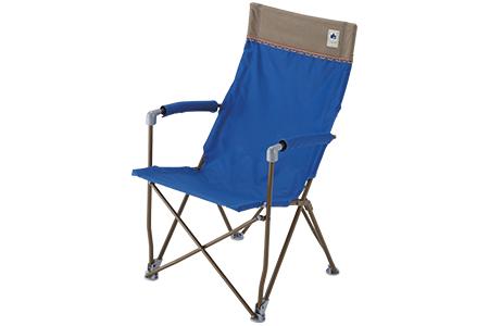 【露營趣】中和 LOGOS LG73174021 30週年經典高背休閒椅 大川椅 導演椅 折疊椅 休閒椅 釣魚椅
