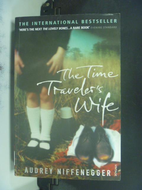 【書寶二手書T3/原文小說_GQM】The Time Traveler's Wife_Audrey