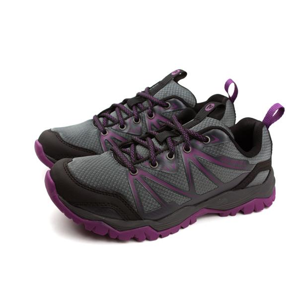 MERRELL 越野鞋 女鞋 灰色 no658