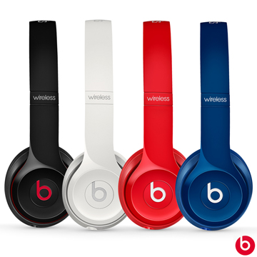 BEATS Solo 2 Wireless 藍牙無線 耳罩式耳機  公司貨 0利率 免運