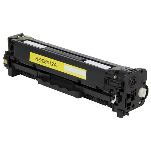 【非印不可】HP CE412A 黃 彩雷相容環保碳匣 適用M351a/M451nw/M451dn/M451/M475dn/M375nw/M375