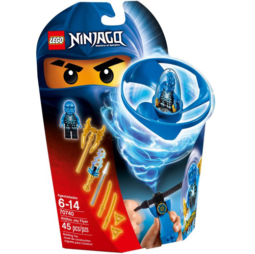 樂高積木LEGO《 LT70740 》2015 年 NINJAGO 旋風忍者系列 - 飛天旋風忍者之旋風鬥-阿光