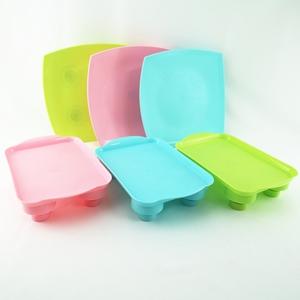 【珍昕】 3E 高效收納防蟻盤~(2款3色) / 防螞蟻墊