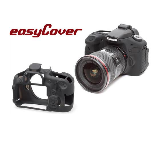 ◎相機專家◎ easyCover 金鐘套 Canon 60D 機身適用 果凍 矽膠 防塵 保護套 公司貨 另有80D