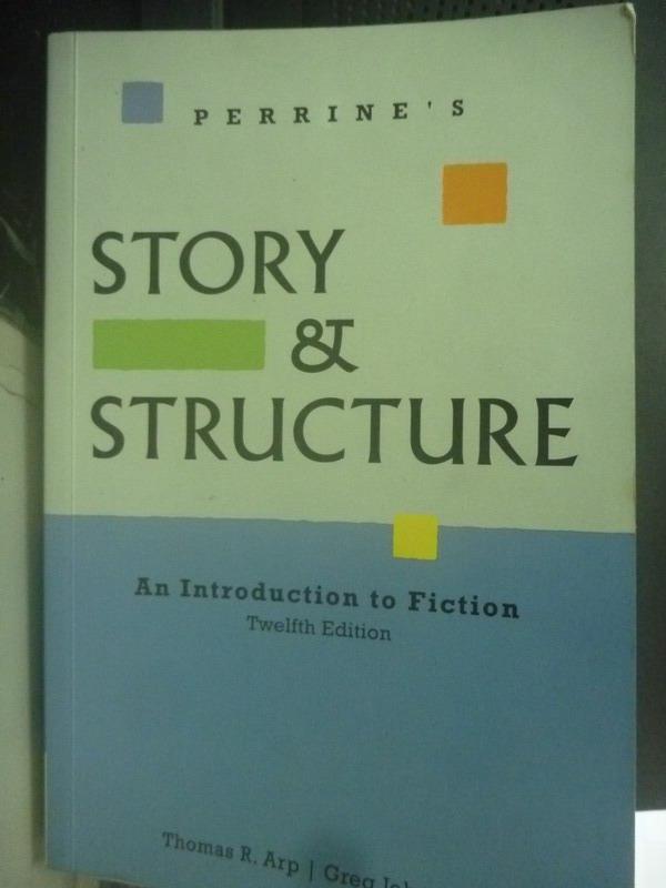 【書寶二手書T5/原文小說_ZBM】Perrine's Story and Structure_Arp