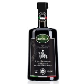 奧利塔~義大利陳年葡萄醋500毫升/罐