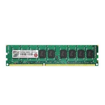 *╯新風尚潮流╭*創見伺服器記憶體 終保 2G DDR3-1066 ECC TS256MLK72V1U